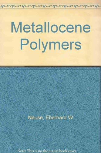 9780824714895: Metallocene Polymers (Review in Macromolecular Chemistry)