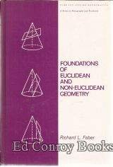 9780824717483: Foundations of Euclidean and Non-Euclidean Geometry (Chapman & Hall Pure and Applied Mathematics)