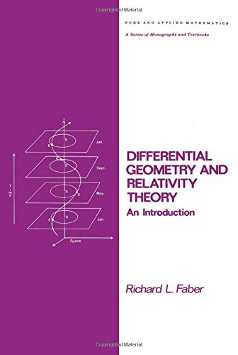9780824717490: Differential Geometry and Relativity Theory: An Introduction (Chapman & Hall/CRC Pure and Applied Mathematics)