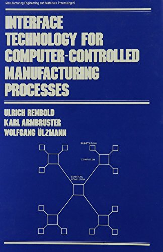 Interface Technology for Computer Controlled Manufacturing Processes: Rembold, Ulrich, Armbruster,