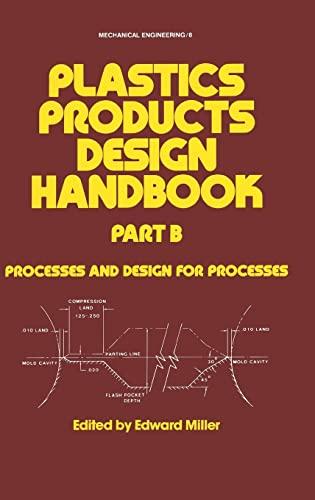 9780824718862: Plastics Products Design Handbook (Mechanical Engineering)