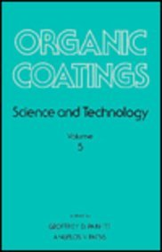 9780824719050: Organic Coatings: Science and Technology
