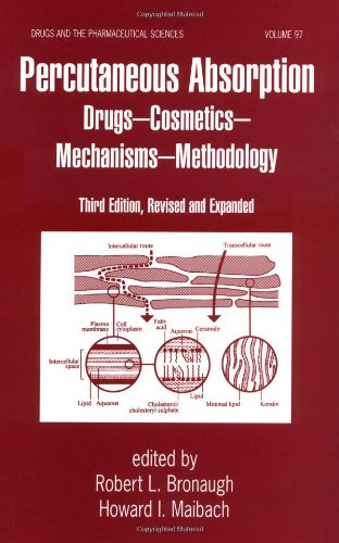 9780824719661: Percutaneous Absorption: Drugs--Cosmetics--Mechanisms--Methodology: Drugs--Cosmetics--Mechanisms--Methodology, Third Edition, (Drugs and the Pharmaceutical Sciences)