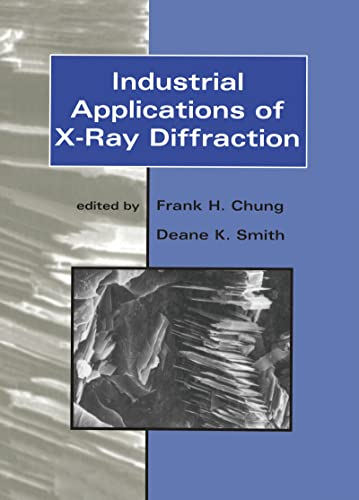 9780824719920: Industrial Applications of X-Ray Diffraction
