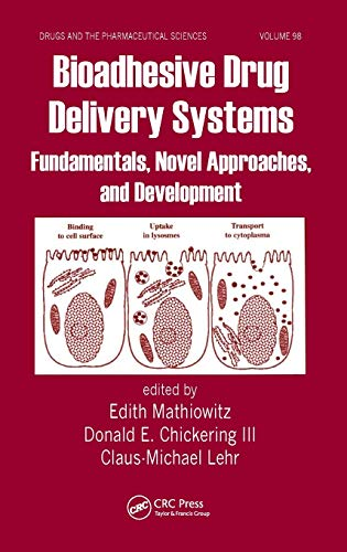9780824719951: Bioadhesive Drug Delivery Systems: Fundamentals, Novel Approaches, and Development (Drugs and the Pharmaceutical Sciences)