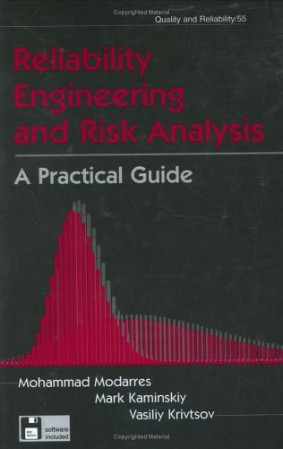9780824720001: Reliability Engineering and Risk Analysis: A Practical Guide (Quality and Reliability, 55)