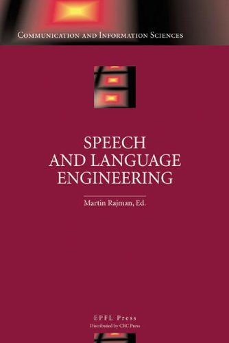 9780824722197: Speech and Language Engineering (Computer and Communication Sciences)