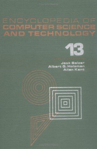encyclopedia of computer science pdf