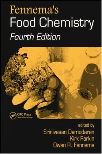 9780824723453: Fennema's Food Chemistry, Fourth Edition (Food Science and Technology)