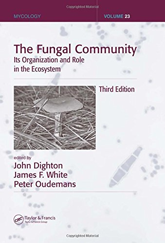 9780824723552: The Fungal Community: Its Organization and Role in the Ecosystem, Third Edition (Mycology)