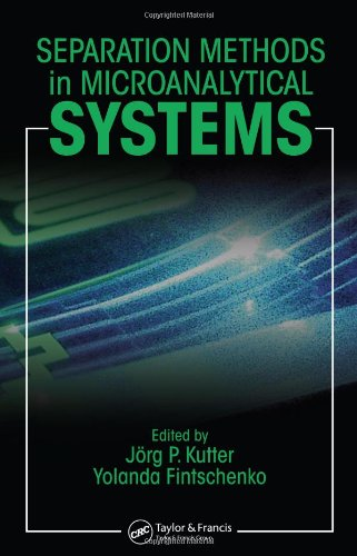 9780824725303: Separation Methods In Microanalytical Systems