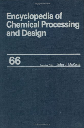 Encyclopedia of Chemical Processing and Design: Wastewater Treatment with Ozone to Water and ...