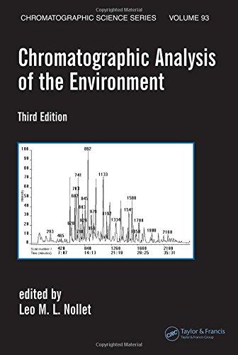 9780824726294: Chromatographic Analysis of the Environment, Third Edition (Chromatographic Science Series)