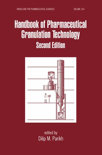 9780824726478: Handbook of Pharmaceutical Granulation Technology, Second Edition (Drugs and the Pharmaceutical Sciences)