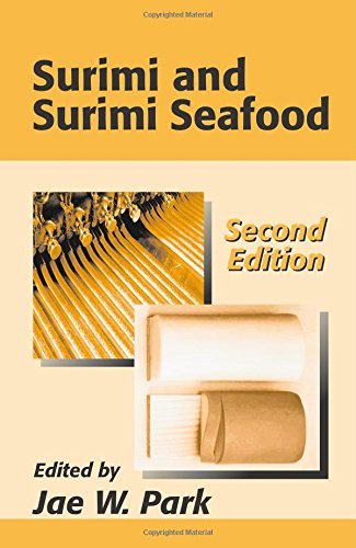 9780824726492: Surimi and Surimi Seafood, Second Edition (Food Science and Technology)