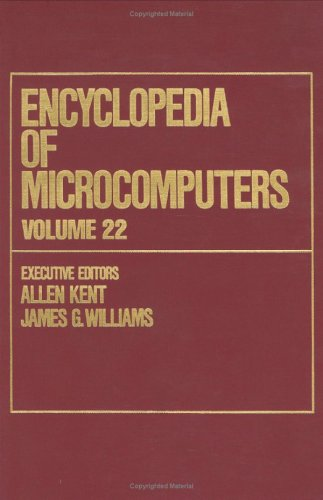 9780824727192: Encyclopedia of Microcomputers: Volume 22 - Supplement 1 - Applications of Negotiating and Learning Agents to User Query Performance with Database Feedback (Microcomputers Encyclopedia)