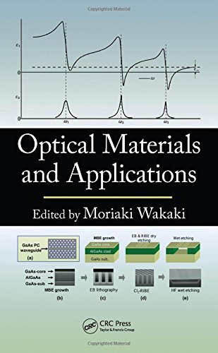 Optical Materials and Applications (Optical Science and Engineering) (Hardcover)