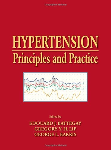 Hypertension : Principles And Practice (Hb)