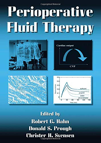 9780824728823: Perioperative Fluid Therapy