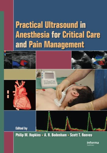 9780824728861: Practical Ultrasound in Anesthesia for Critical Care and Pain Management