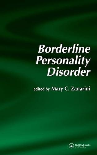 9780824729288: Borderline Personality Disorder (Medical Psychiatry Series)