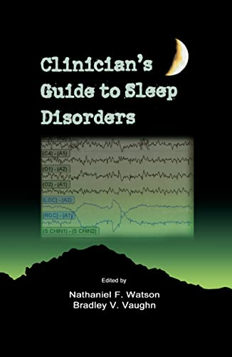 9780824729301: Clinician's Guide to Sleep Disorders (Neurological Disease and Therapy)