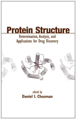 9780824740320: Protein Structure: Determination, Analysis, and Applications for Drug Discovery