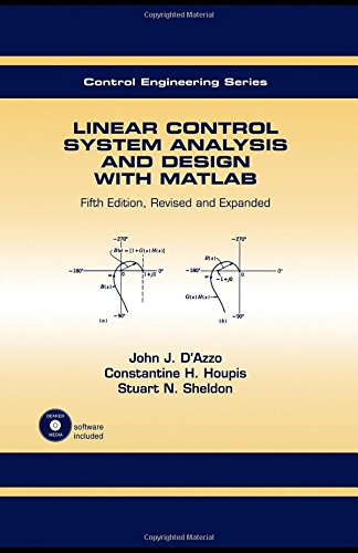 9780824740382: Linear Control System Analysis and Design: Fifth Edition, Revised and Expanded