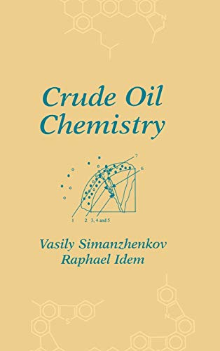9780824740986: Crude Oil Chemistry (No Series)