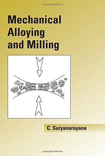 9780824741037: Mechanical Alloying And Milling (Mechanical Engineering)