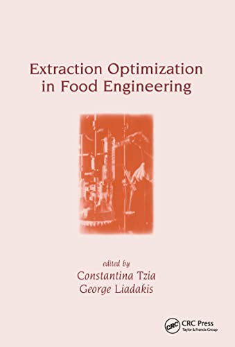 9780824741082: Extraction Optimization in Food Engineering (Food Science and Technology)