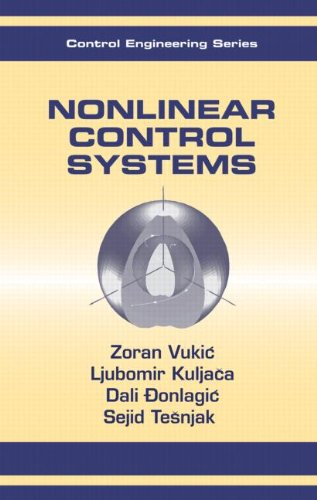 9780824741129: Nonlinear Control Systems