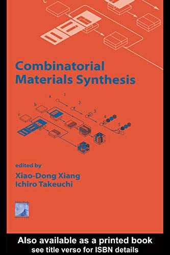 9780824741198: Combinatorial Materials Synthesis (No Series)