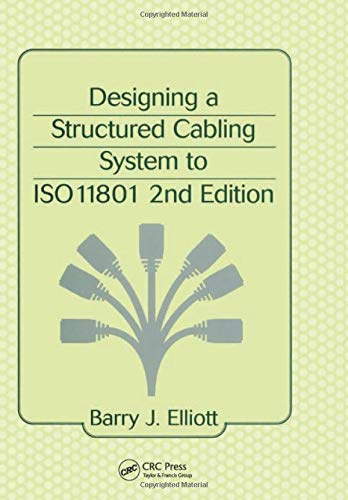 9780824741303: Designing a Structured Cabling System to ISO 11801 2nd Edition