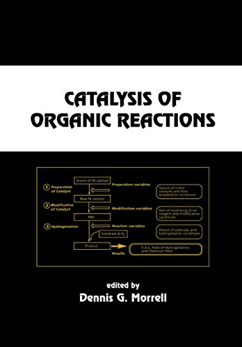 9780824741327: Catalysis of Organic Reactions (Chemical Industries)