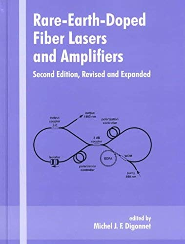 9780824741648: Rare-Earth-Doped Fiber Lasers and Amplifiers, Revised and Expanded