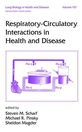 9780824741747: Respiratory-Circulatory Interactions in Health and Disease (Lung Biology in Health and Disease)