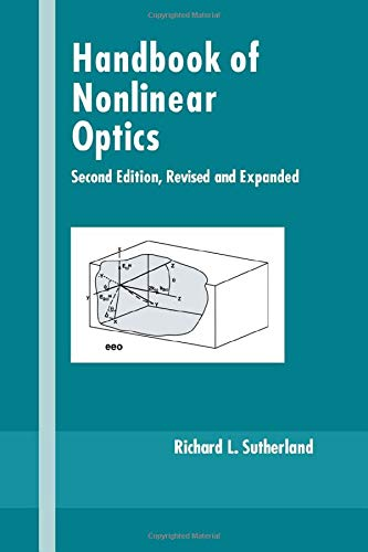 9780824742430: Handbook of Nonlinear Optics (Optical Science and Engineering)