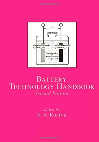 9780824742492: Battery Technology Handbook (Electrical & Computer Engineering)