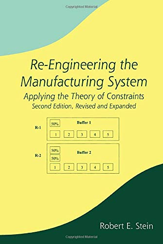 9780824742652: Re-Engineering the Manufacturing System: Applying the Theory of Constraints, Second Edition (Manufacturing, Engineering and Materials Processing)