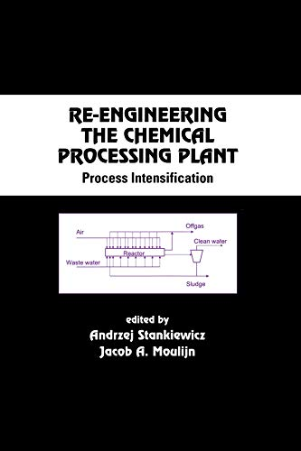 9780824743024: Re-Engineering the Chemical Processing Plant: Process Intensification (Chemical Industries)