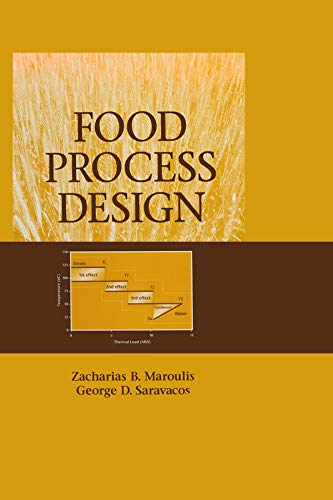 9780824743116: Food Process Design (Food Science and Technology)