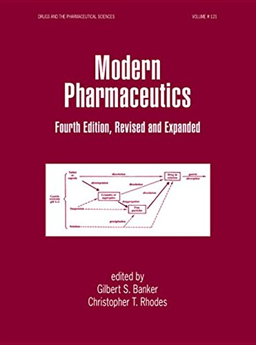 9780824744694: Modern Pharmaceutics, Revised and Expanded