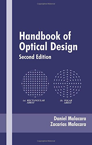 9780824746131: Handbook of Optical Design, Second Edition