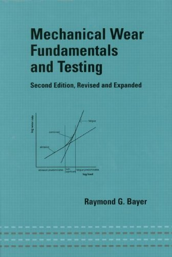 Mechanical Wear Fundamentals and Testing, Revised and Expanded (Hardcover): Raymond G. Bayer