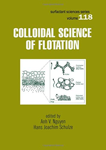 9780824747824: 118: Colloidal Science of Flotation (Surfactant Science)