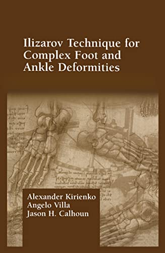 9780824747893: Ilizarov Technique for Complex Foot and Ankle Deformities