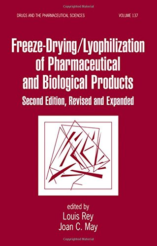 9780824748685: Freeze-Drying/Lyophilization Of Pharmaceutical & Biological Products, Second Edition, Revised and Expanded (Drugs and the Pharmaceutical Sciences)