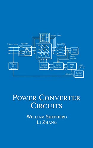 9780824750541: Power Converter Circuits (Electrical and Computer Engineering)