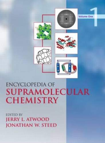 9780824750565: Encyclopedia of Supramolecular Chemistry (2 volume set)